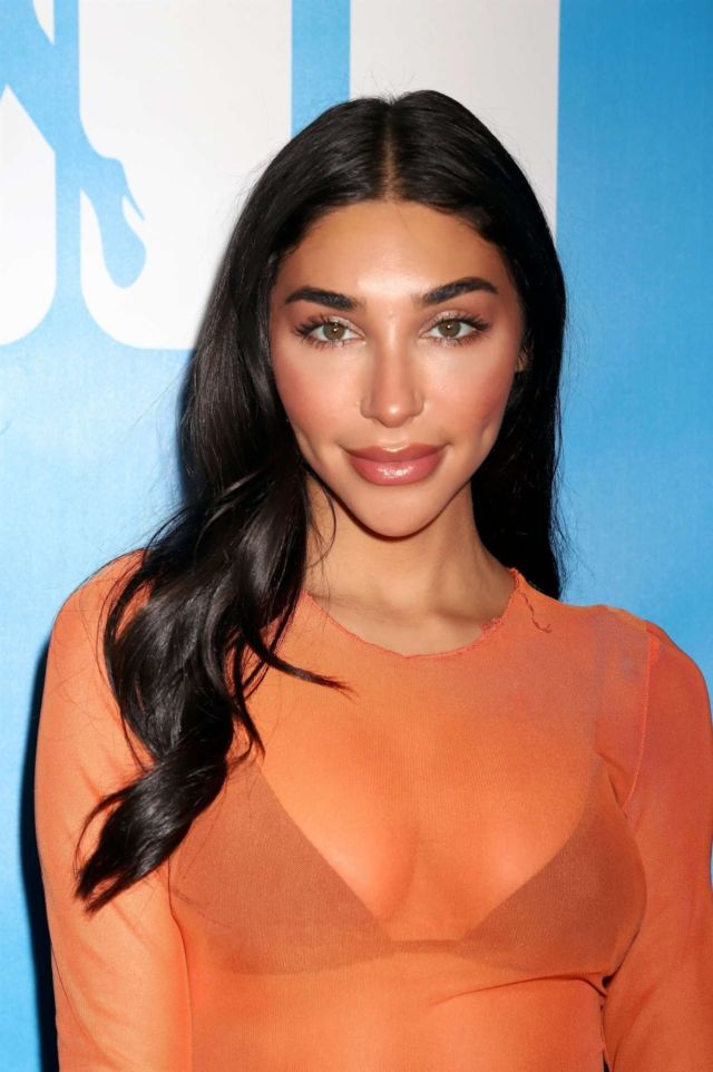 Chantel Jeffries Shines At 'Hot 100' Wet Republic Ultra Pool Event
