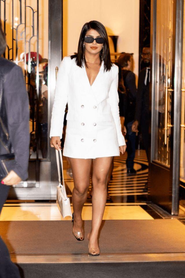Priyanka Chopra Candids Out In Tribeca New York