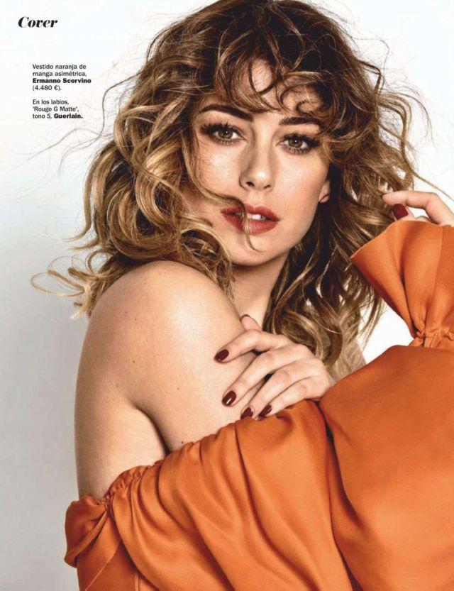 Blanca Suarez Glams Up April 2019 Issue Of Cosmopolitan Magazine Spain