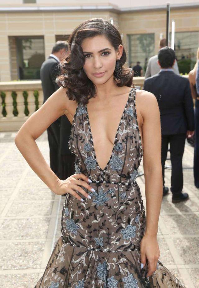 Gorgeous Camila Banus Shines At The Daytime Emmy Awards