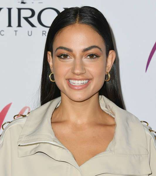 Inanna Sarkis Dazzles At The Premiere Of 'After' In Los Angeles