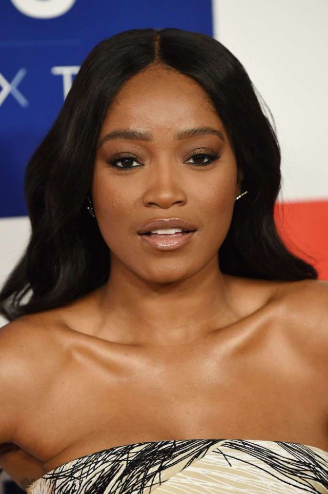 Keke Palmer Poses At TIME 100 Next 2019 Event In New York