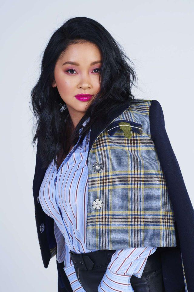 Lana Condor Poses For StyleCaster Photoshoot 2020