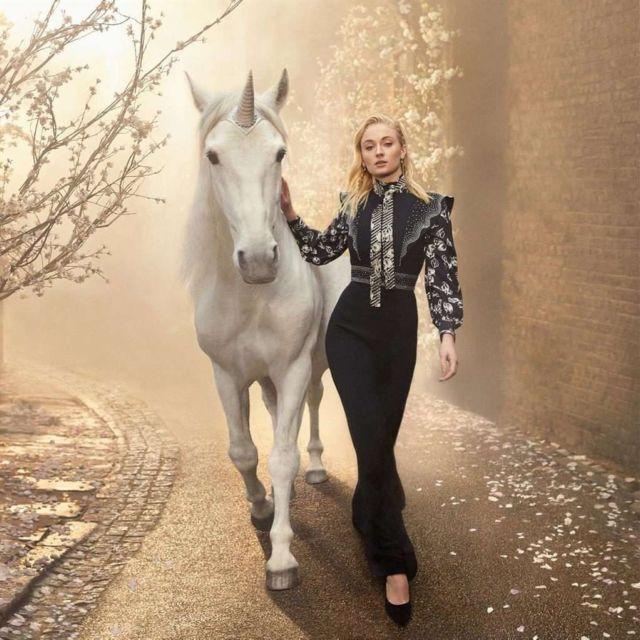 Sophie Turner Photoshoot For Harper's Bazaar UK Magazine (May 2019)