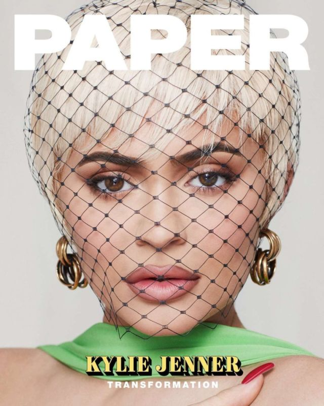 Kylie Jenner's Beautiful Photoshoot For Paper Magazine