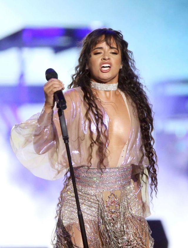 Camila Cabello Performs Live At The iHeartRadio Festival 2019