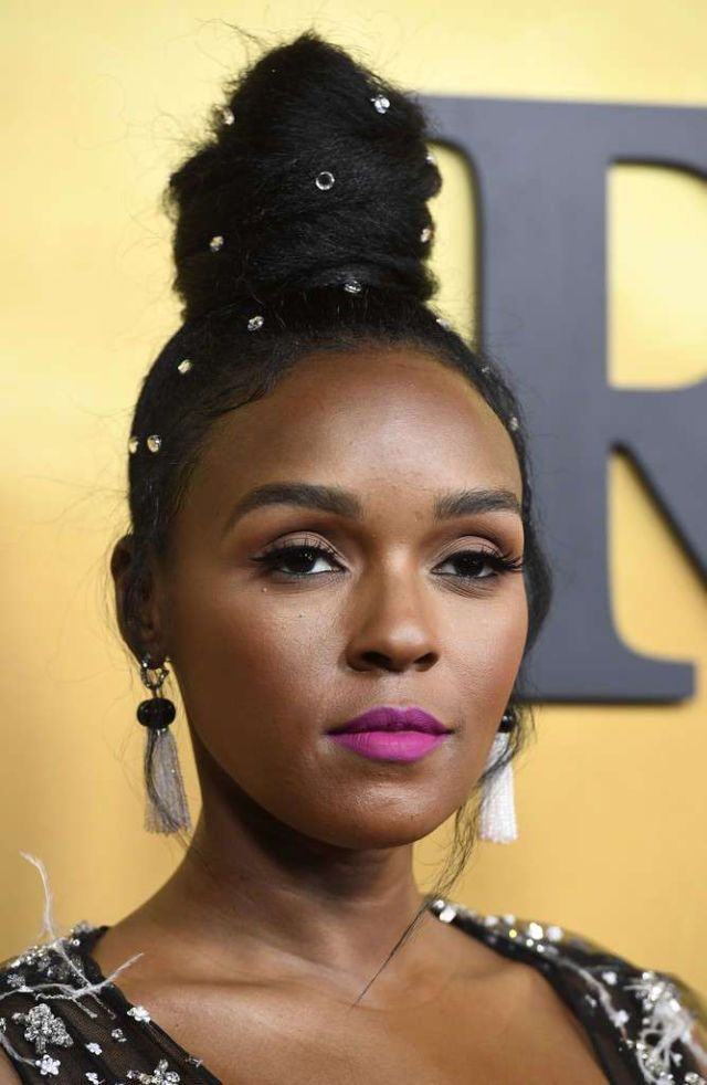 Janelle Monae At The Premiere Of 'Harriet' In Los Angeles