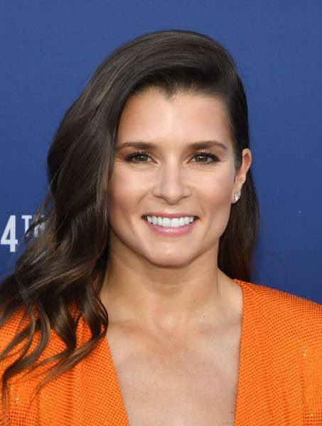 Gorgeous Danica Patrick Attends Country Music Awards In Las Vegas