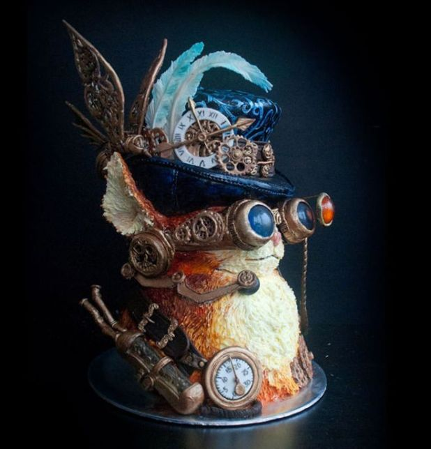 The Award Winning Entries From Threadcakes Cake Competition 2020