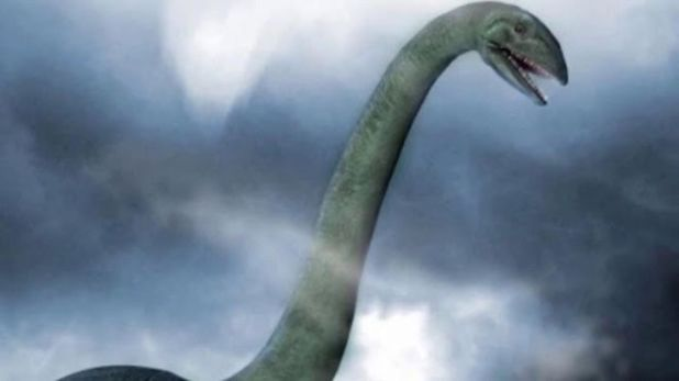 Shocking Evidence Of 'Real-life Loch Ness Monster' Founded In Antarctica