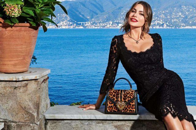 Gorgeous Sofia Vergara For Dolce & Gabbana Campaign 2020