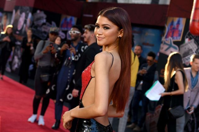 Zendaya Coleman Shines At The Premiere Of Spider-Man Far From Home