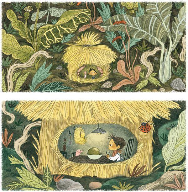 The Little Gardener (Inspiring Story)