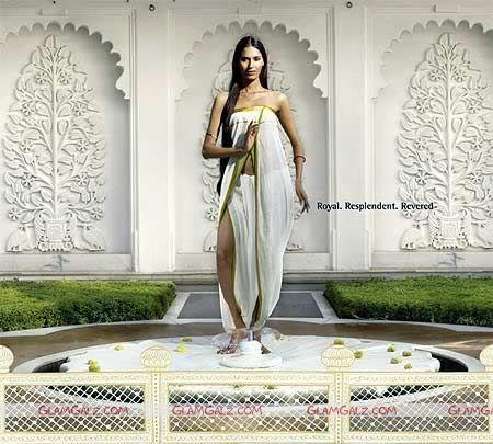 Click to Enlarge - Taj's Calender Girls
