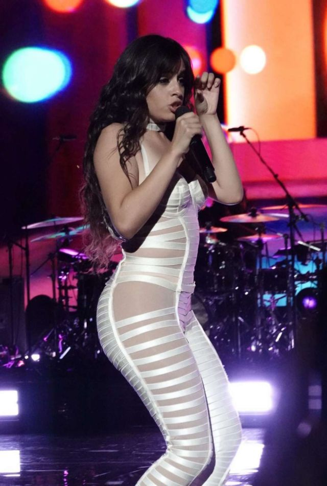 Camila Cabello Performs For Verizon Up At The Fillmore Miami Beach