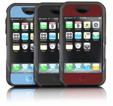 iSkin Revo Protege its iPhone of Scratches and Microbes