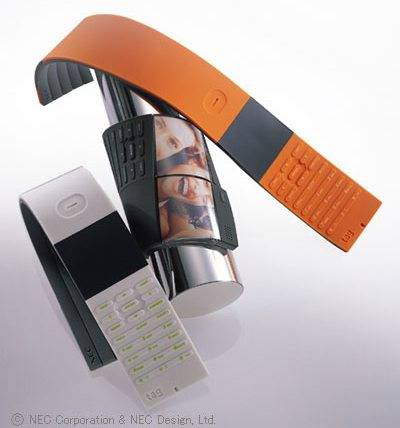 Ever Seen Wrist Phones ?