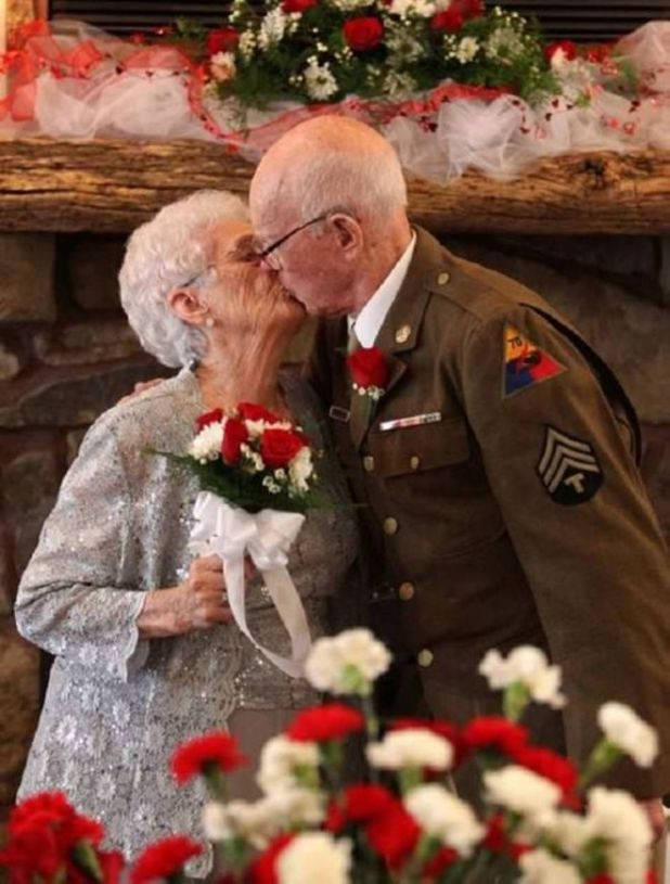 Age Is Just A Number For These 13 Elderly Couples