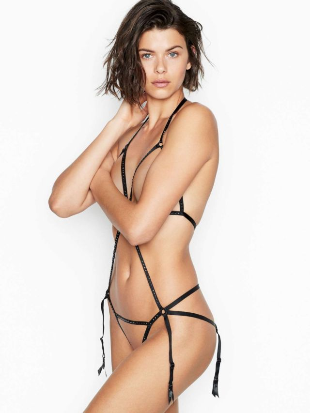 Georgia Fowler Reveals Victoria's Secret Lingerie Collection 2019