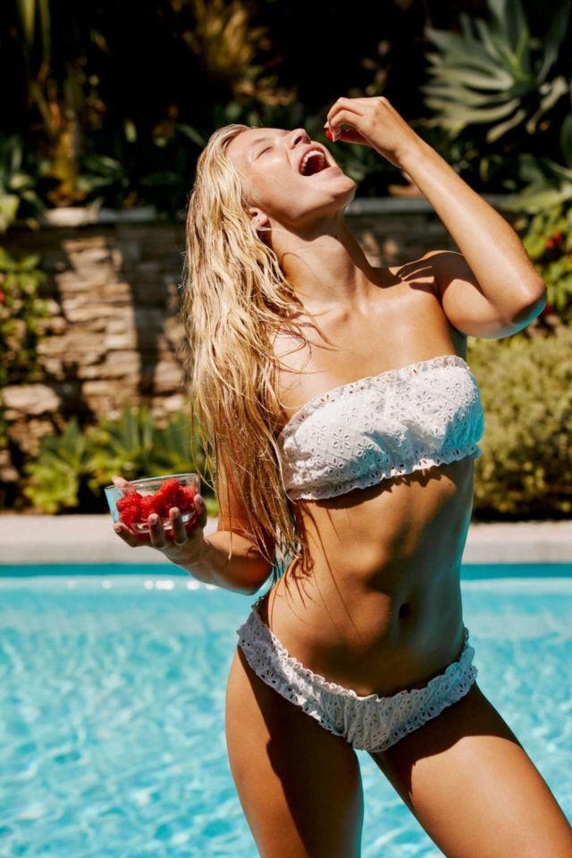 Josie Canseco Showcasing Free People Bikini Collection 2019
