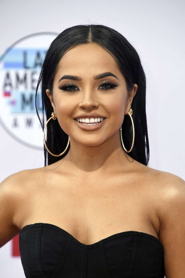 Becky G Performing Live At 2019 Latin American Music Awards