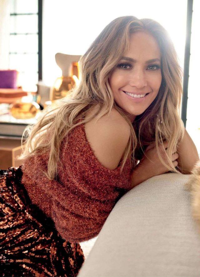 Jennifer Lopez Covers Marie Claire Magazine Australia (January 2020)