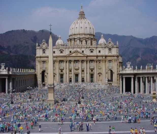 Lets Explore The Largest Curches And Cathedrals Around The World