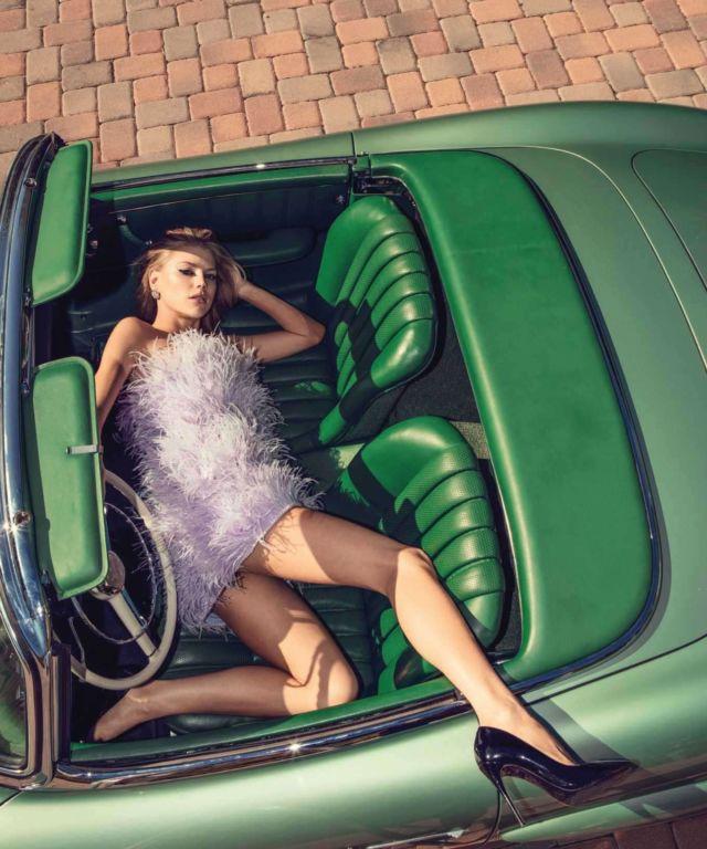 Beautiful Charlotte McKinney For Ocean Drive Magazine 2020