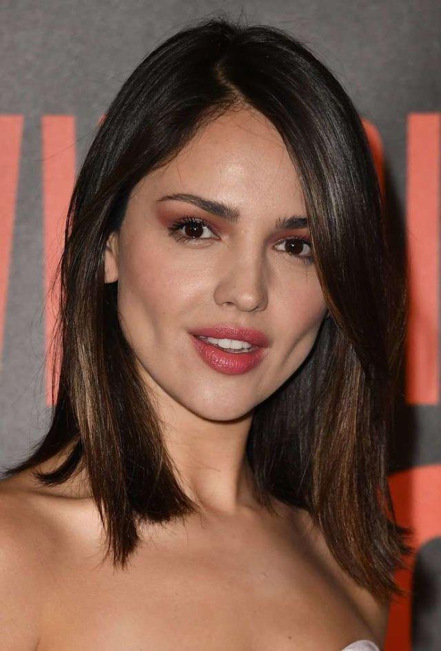 Beautiful Eiza Gonzalez At 'Bloodshot' Photocall In West Hollywood