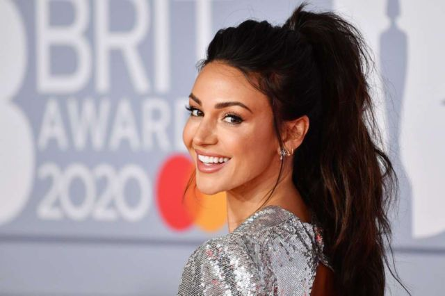 Charming Michelle Keegan Shines At The BRIT Awards 2020