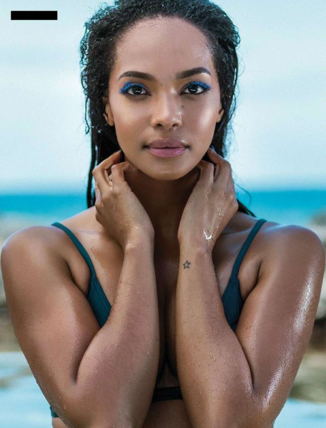 Liesl Laurie For Women's Health South Africa Magazine