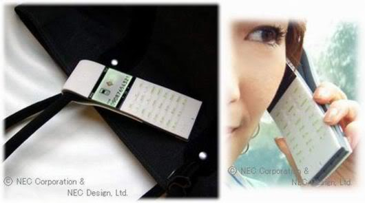 Future Fashion Wrist Mobiles Technology