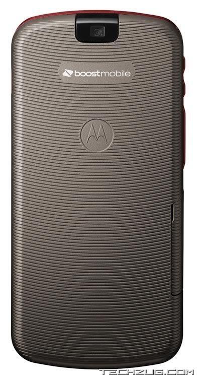 Motorola Launches Clutch i465