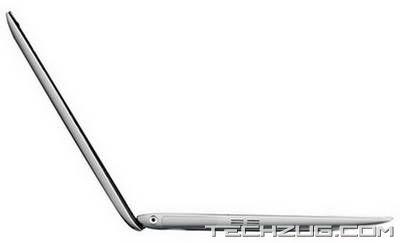Asus SeaShell Eee PC 1008HA 10-inch Netbook