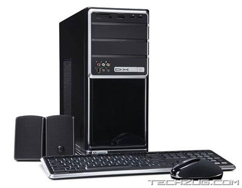 Gateway DX, FX, LX Mid-Rang Desktops PC