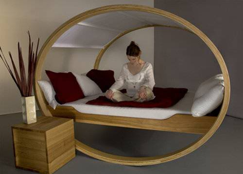 Modern and Creative Bed Designs
