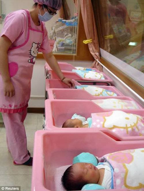 World's First Hello Kitty Hospital in Taiwan