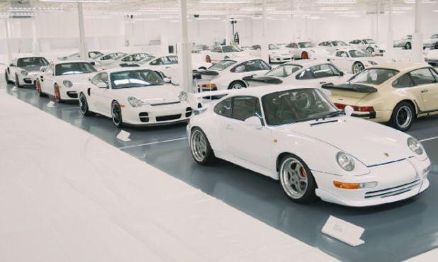 A Special Collection For Porsche Fans