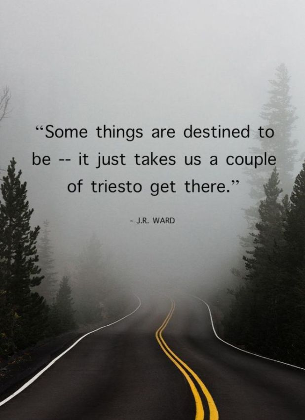 10 Quotes About Destiny That'll Make You Fall In Love With Its Unpredictability