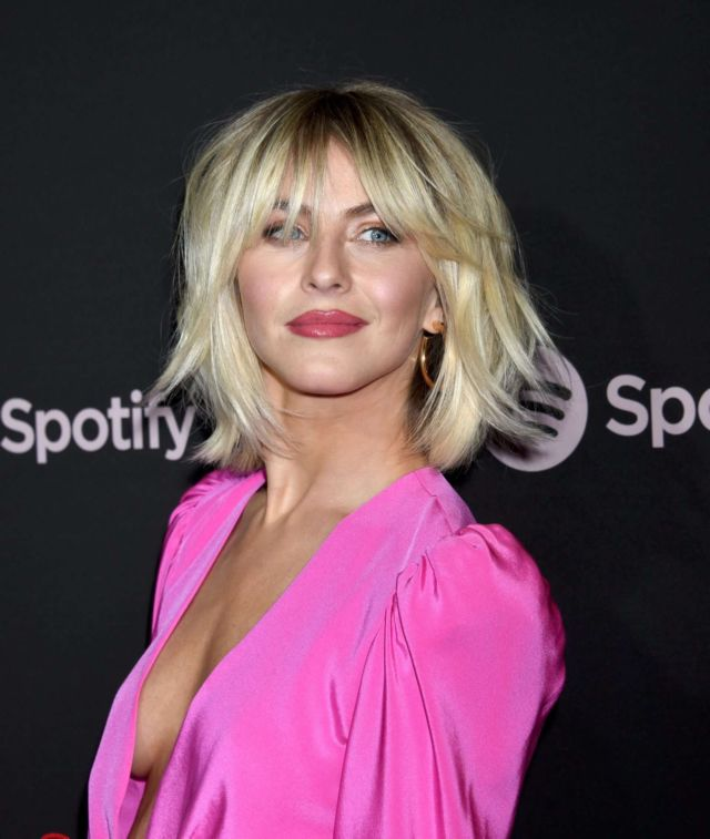 Gorgeous Julianne Hough At Spotify 'Best New Artist 2019' Event