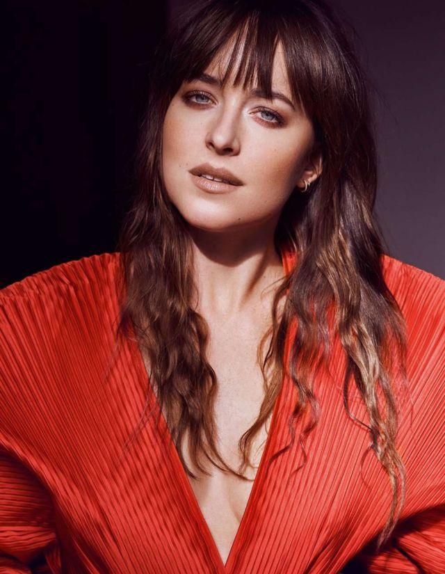 Dakota Johnson Shoots For Vanity Fair Italy Magazine
