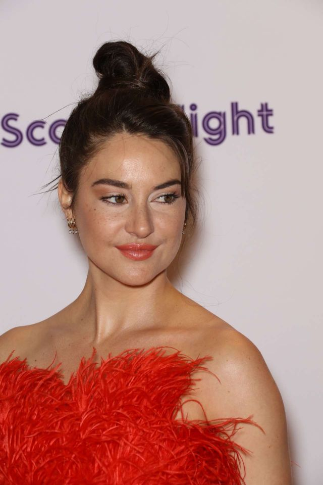 Shailene Woodley Attended The Virgin Voyages Scarlet Night Party