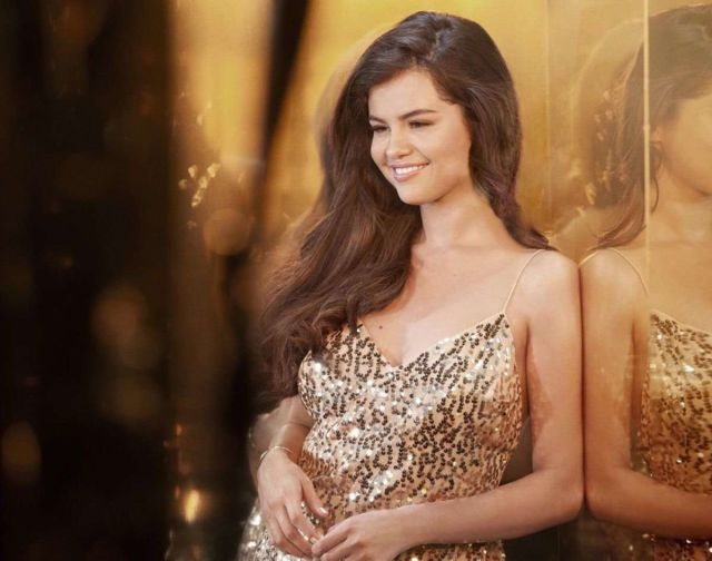 Selena Gomez Glams Up Pantene Strong Is Beautiful 2019 Campaign