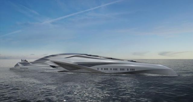 Valkyrie Is The Largest Yacht In The World