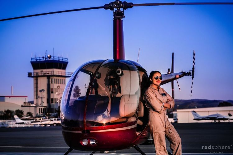 22-Year-Old Female Pilot Proves You Can Achieve Anything You Dream Of