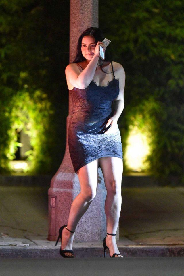 Ariel Winter Spotted At Sprinkles In Los Angeles