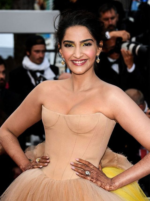 Sonam Kapoor Attends The Screening Of 'Solo: A Star Wars Story'