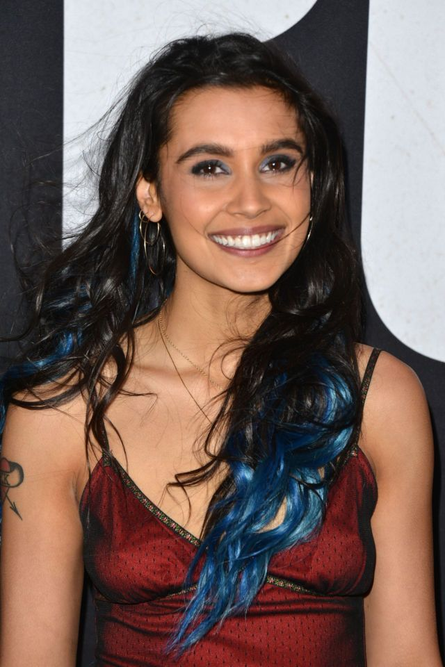 Sophia Ali Attends 'Truth or Dare' Premiere