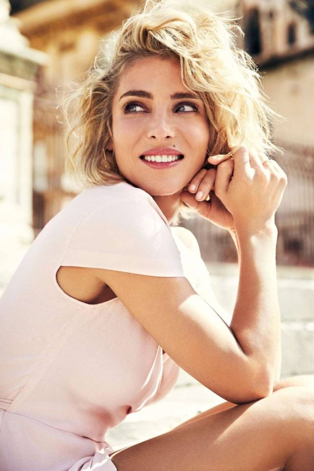 Elsa Pataky Shoots For Gioseppo 2018 Campaign