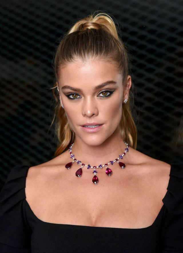 Nina Agdal And Naeem Khan Together For Chopard Dinner In New York